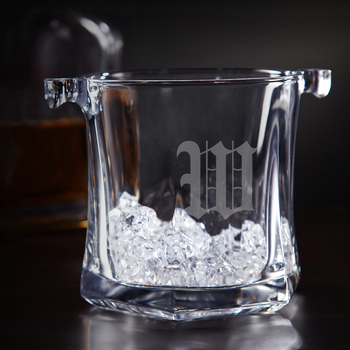 p2834-just-chilled-personalized-glass-ice-bucket38465